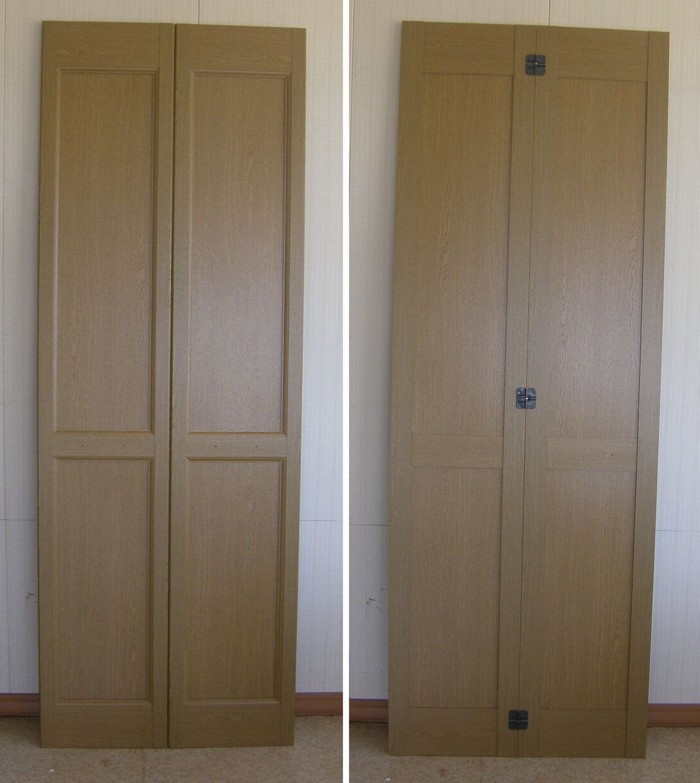 【アウトレット品】 ハイテクウッド クローゼットドア 中框式 扉 詳細